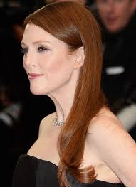 juliet moores hair color how to julianne moore s cannes red carpet look celebrity beauty