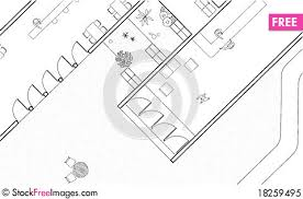free architectural plans architectural plan free stock photos images 18259495