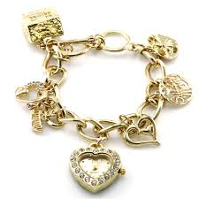 religious charms n37 christian charm bracelet gold