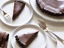 double chocolate malted tart recipes cooking channel recipe
