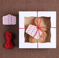 gift cookies best 25 cookie wrapping ideas ideas on cookie gifts