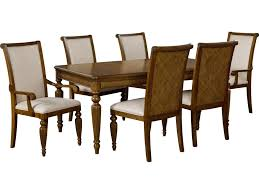 broyhill furniture amalie bay leg dining table with turned legs