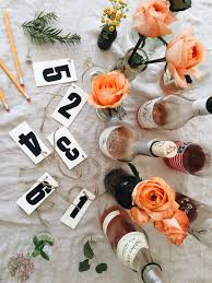 how to host a rosé wine tasting party bev cooks