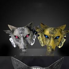 halloween stage props popular halloween wolf mask buy cheap halloween wolf mask lots