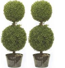 topiary trees topiary artificial topiary faux trees