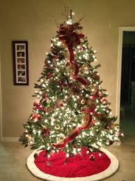 nice christmas trees christmas lights decoration