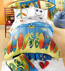 Surfing Bedding Sets Boys Surf Bedding Surf S Up 8pc Reversible Bed In A Bag