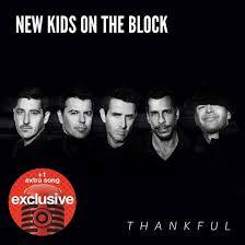 who is the lady in the target commercial for black friday new kids on the block thankful target exclusive target