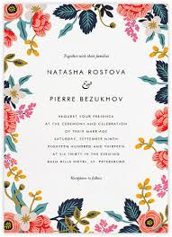 wedding invitations with pictures rustic wedding invitations online at paperless post