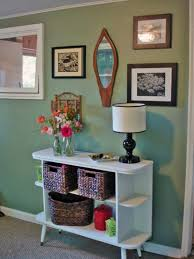 Functional Entryway Ideas Lovable Entryway Decor Ideas Functional With White Console Table