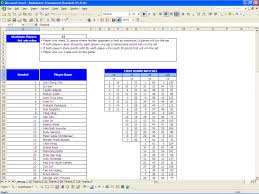 Golf Stat Tracker Spreadsheet Free Golf Stat Tracker Laobingkaisuo Com