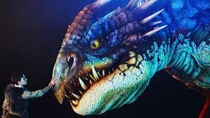 train dragon live spectacular theatre review pret