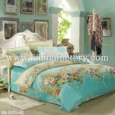 China Factory Bedding Comforter Cover Duvet Cover Set 4pcs King