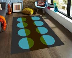 Affordable Modern Rugs Big Circles Rug Modern Rug Rugs Affordable Area Rugs