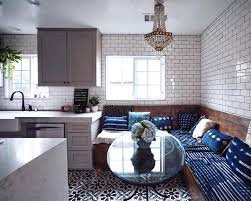 reclaimed wood cococozy kitchen breakfast nooks and banquettes