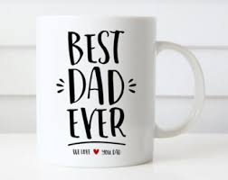 fathers day mug gifts 11 oz coffee mug fathers day mug mug est