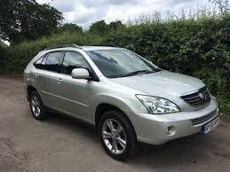 lexus rx 400h insurance group used lexus rx 400h suv 3 3 se cvt 5dr in berkeley gloucestershire