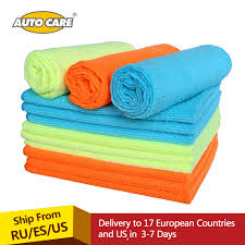 nettoyer des si es de voiture en tissus 12 pcs microfibre de lavage de voiture serviette de voiture chiffon