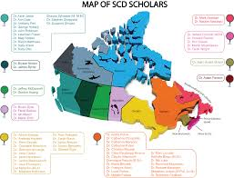 Canada French Speaking Map by Sustainable Canada Dialogues Clean 50