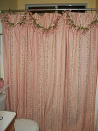 10 outstanding bathroom with shabby chic shower curtains subuha