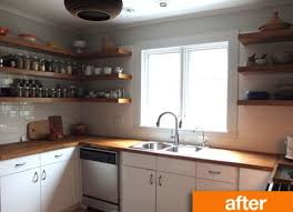 Kitchen Cabinets Facelift 11 Briliant Modern Kitchen Cabinets And Shelving Thraam Com