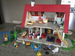 cuisine playmobil 5329 fraiche salon villa moderne play mobil idées de design maison et