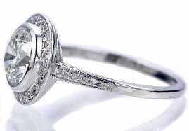 deco wedding rings 5 deco engagement rings engagement 101
