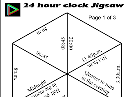 Functional Math Worksheets Time