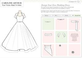 create your own wedding dress 7 best caroline arthur bridal gowns images on