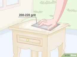 how to paint unfinished pine furniture simple ways to paint pine furniture with pictures wikihow