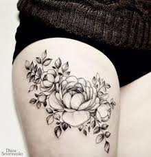 Thigh Tattoos For - the 25 best thigh tattoos for ideas on
