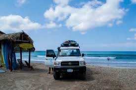 beach jeep surf all women s surf c chicabrava luxury travel mom a luxury