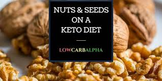 nuts and seeds on a ketogenic diet can you eat them for ketosis