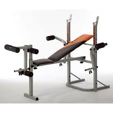 v fit stb 09 2 folding weight training bench active