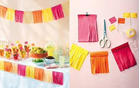 tissue paper decorations tissue paper decorations hip hip hooray