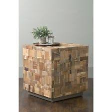 Square Accent Table Teak Accent Tables Ebay