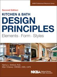 wiley kitchen and bath design principles elements form styles