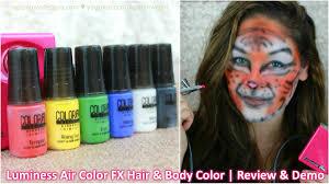 agape love designs fun with color fx luminess air hair u0026 body