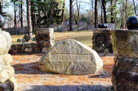 america s oldest cemetery standish cemetery in duxbury ma