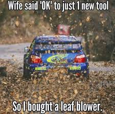 evo subaru meme subaru impreza wife said ok to just 1 new tool so i bought a