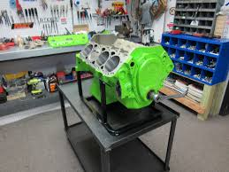 427 small block chevy turn key crate engine with 550 hp