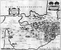 Exodus Route Map by Gudang Ilmu Gado Gado