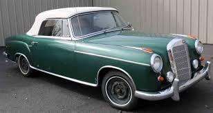 classic mercedes convertible lebanon democrat classic mercedes fetches top dollar in recent