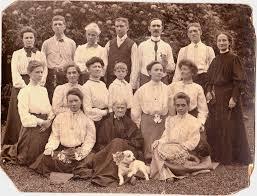 loving big dog in 1910 loves dog