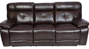 three seater recliner sofa souq danube home contemporary pu leather dimas 3 seater recliner