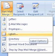 office 2013 mail merge using mail merge in outlook