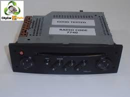 nissan almera radio code megane ii u0026 scenic ii cd player radio stereo tuner list with code 7740