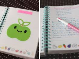 comment ranger ses recettes de cuisine my recipe book mon carnet de recettes kawai merci pour le
