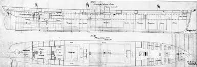 ship floor plans the alabama notorious us civil warship and raider built in