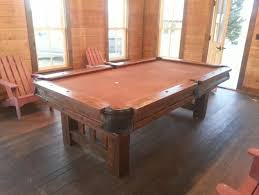 Pool Table Jack Lumber Jack La Los Angeles Pool Tables